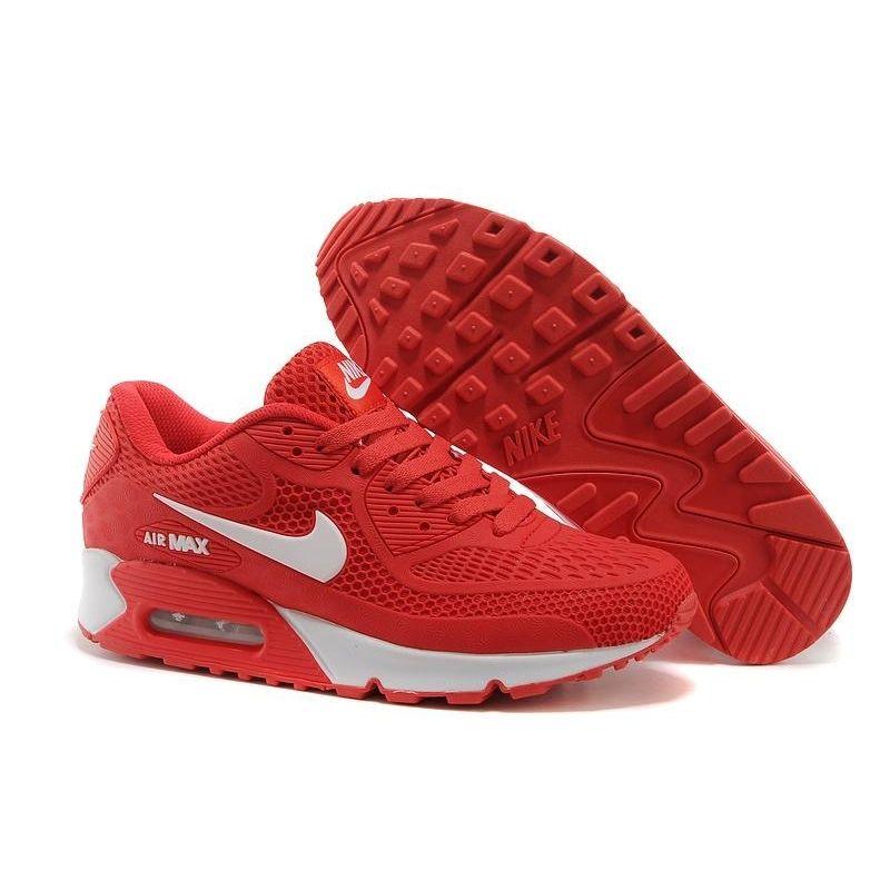 Zapatos de deporte Nike Air Max 90 de las mujeres AJ109