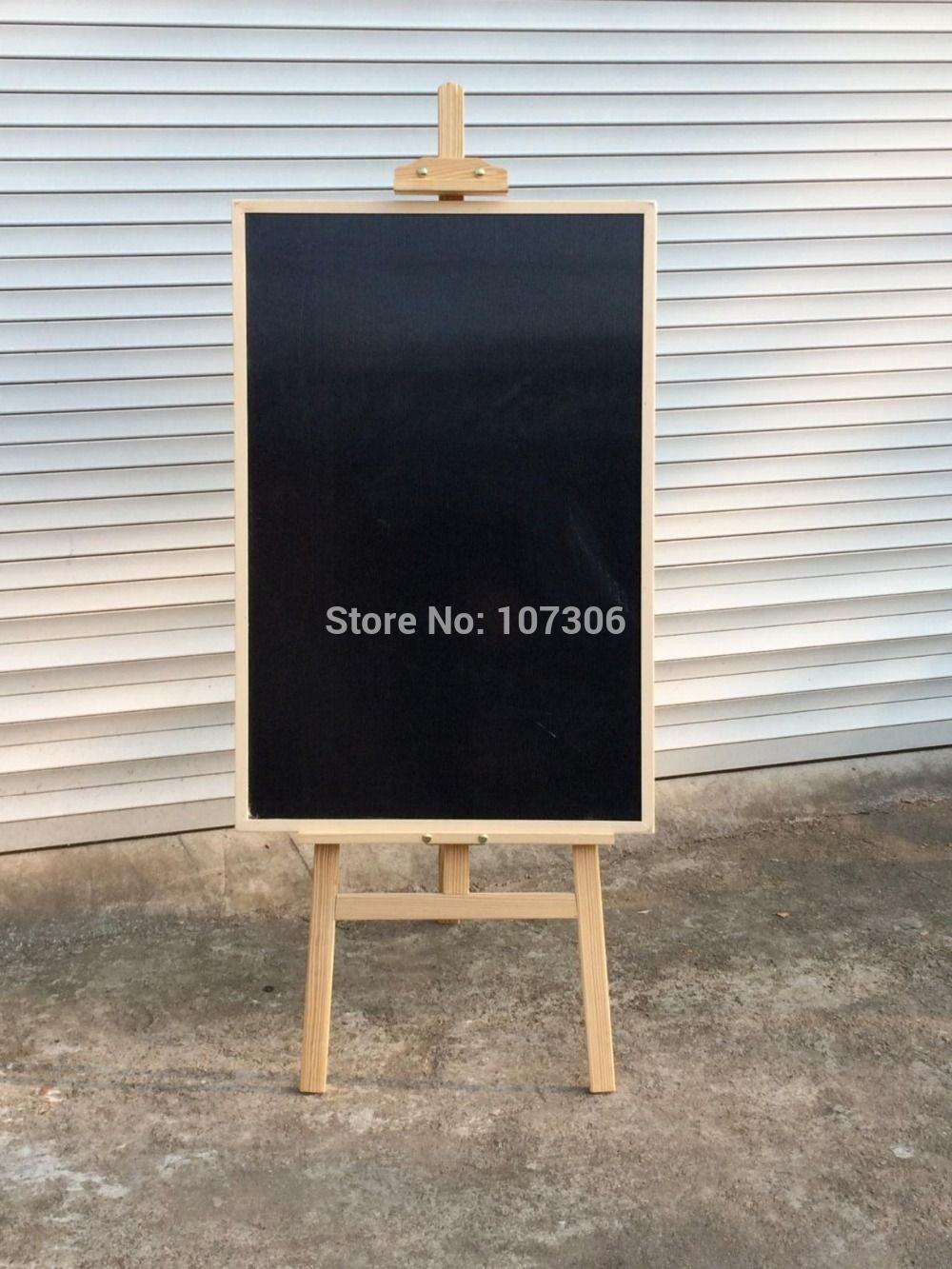 Blackboard New 185mmx85mm Mini Wooden Blackboard Chalkboard Hanging Memo Message Wedding Decor Board Holder