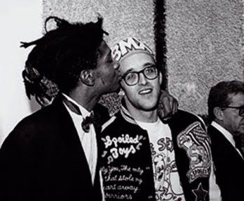 Harring & Basquiat