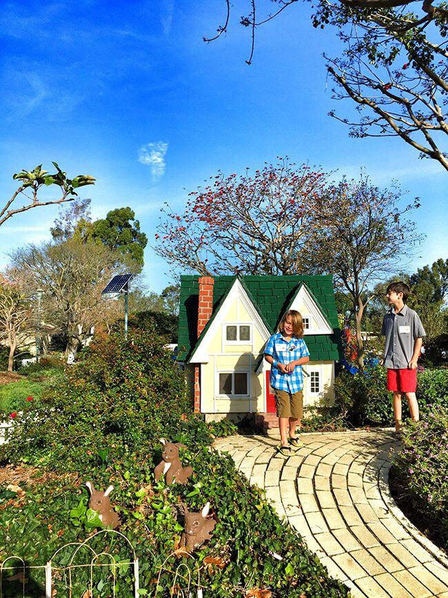 Childrens Garden in South Coast Botanic Garden (With