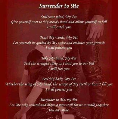 Surrender To Me <3 <3 <3 <3