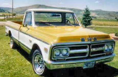 1972 Gmc Truck Pictures Google Search What The Original Looked