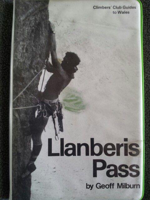 Llanberis Pass Geoff Milburn