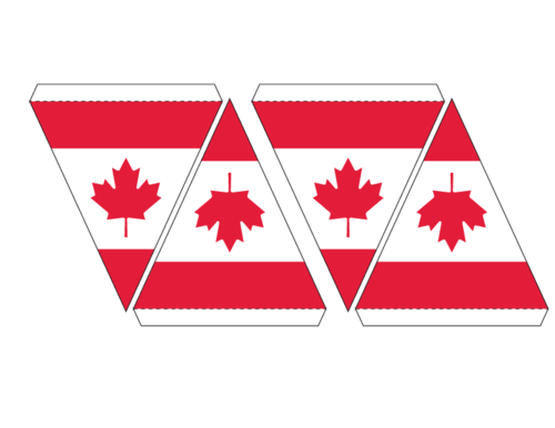 Pin On Canada Day