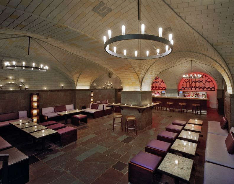 Bryant Park  Hotel Cellar Bar