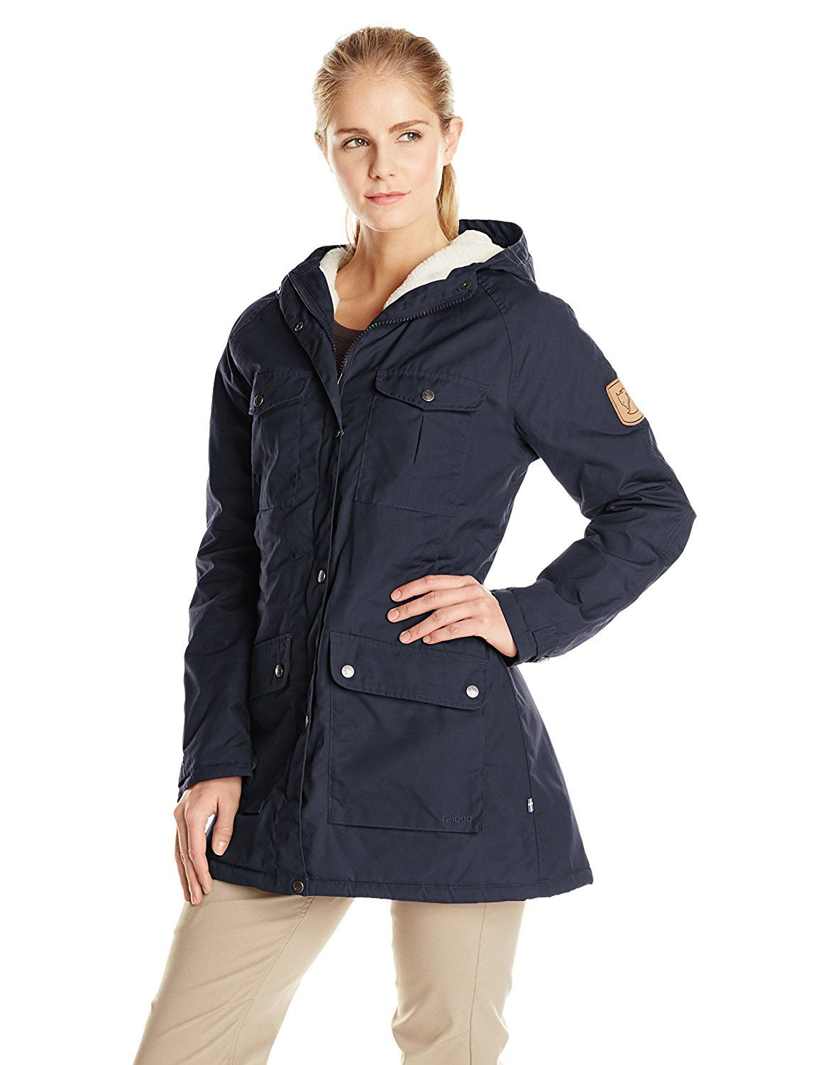 Fjallraven Women S Greenland Winter Parka This Is An Amazon Affiliate Link Learn More By Coats Jackets Women Fjallraven Women Winter Coats Women