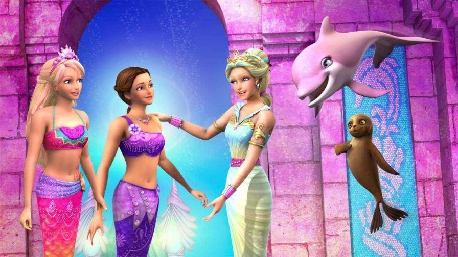 Barbie In A Mermaid Tale 2 123 Mermaid Tale Barbie Barbie Movies