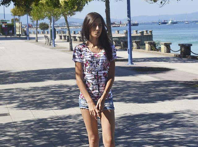 www.cmcuntismoda.com Con la #Moda: #Street #Style en #Verano con #enzo #enzocouture y #shorts