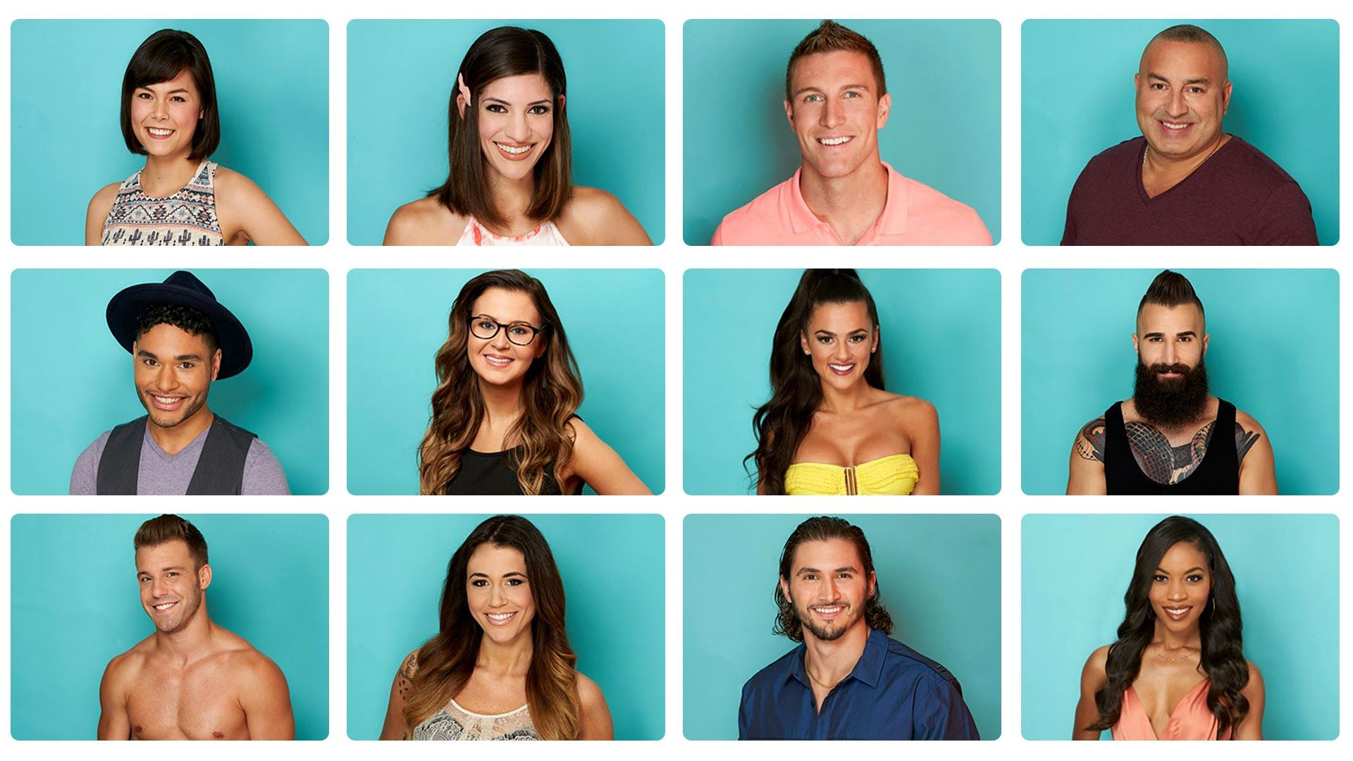 big brother 2016 contestants revealed for season 18