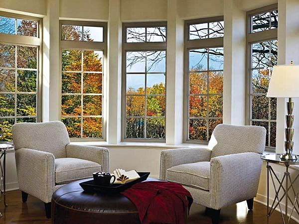 What Type Of Windows To Choose For Your New House Living Room Windows Bay Window Living Room Home