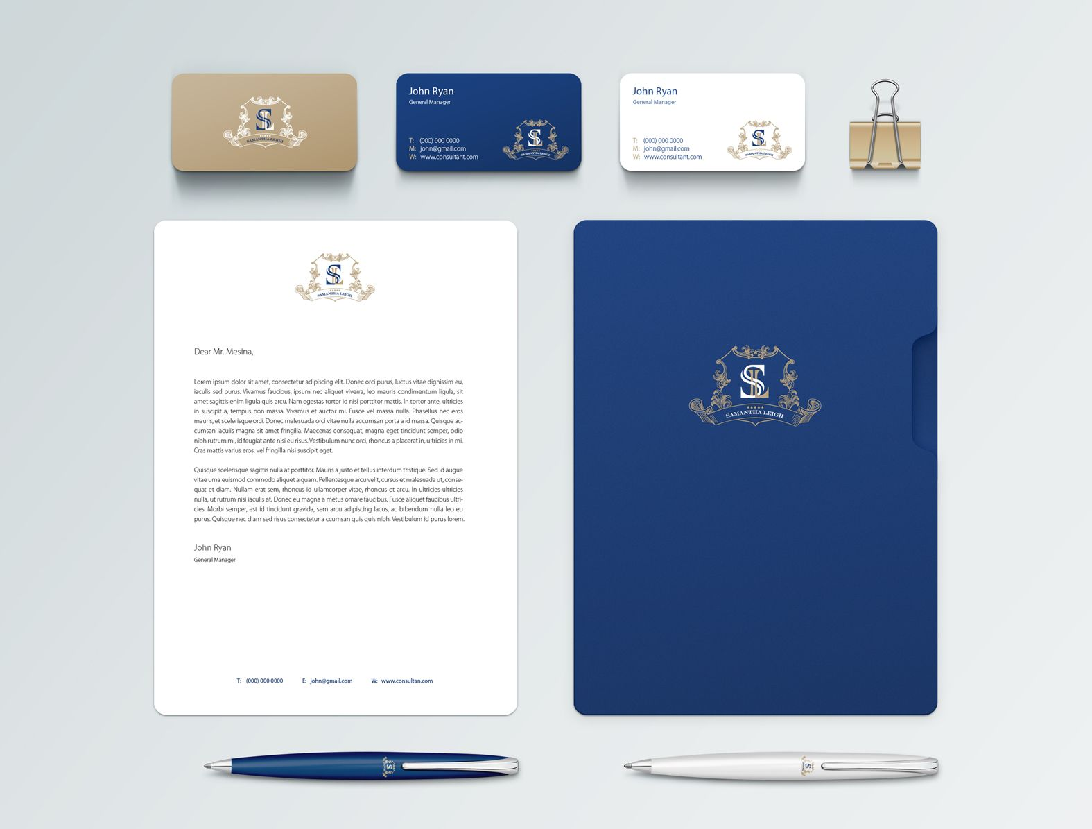 client: sl marketing consultant corporate identity pack for your, Powerpoint templates