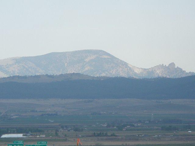 Sleeping Giant Mountain Helena Mt I Woke Up To This Wonder Every