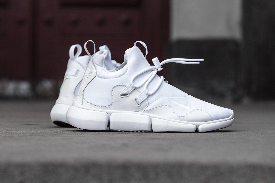 Nike Pocket Knife Dm (Triple White) - Sneaker Freaker