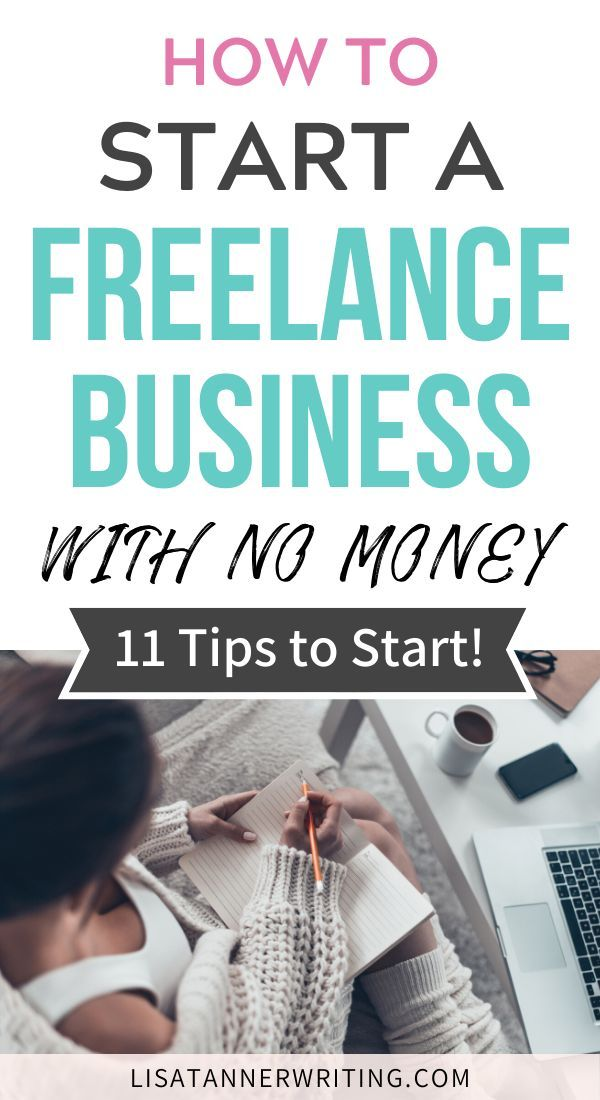 As you looking for a side hustle you can start, but have no money to invest? Freelance writing can be a perfect side job or even full time job to make money online and have extra cash in your pocket! Find out how to start a freelance writing business with these 11 easy tips - even if you have no experience. Grab the tips here... #freelancewriting #freelancetips #freelancebusiness