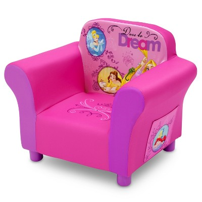 Disney Princess Upholstered Chair in 2019 | Upholstered ...
