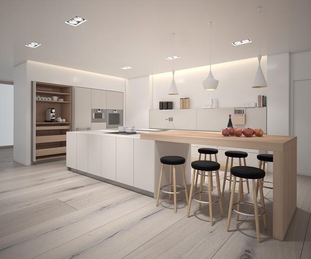 b3 kitchen courtesy of bulthaup johannesburg | Cocinas | Pinterest ...