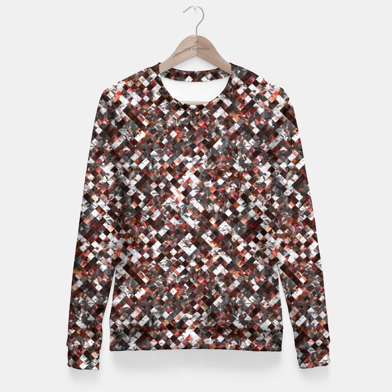 Custom all over print Sweater lz2Iv