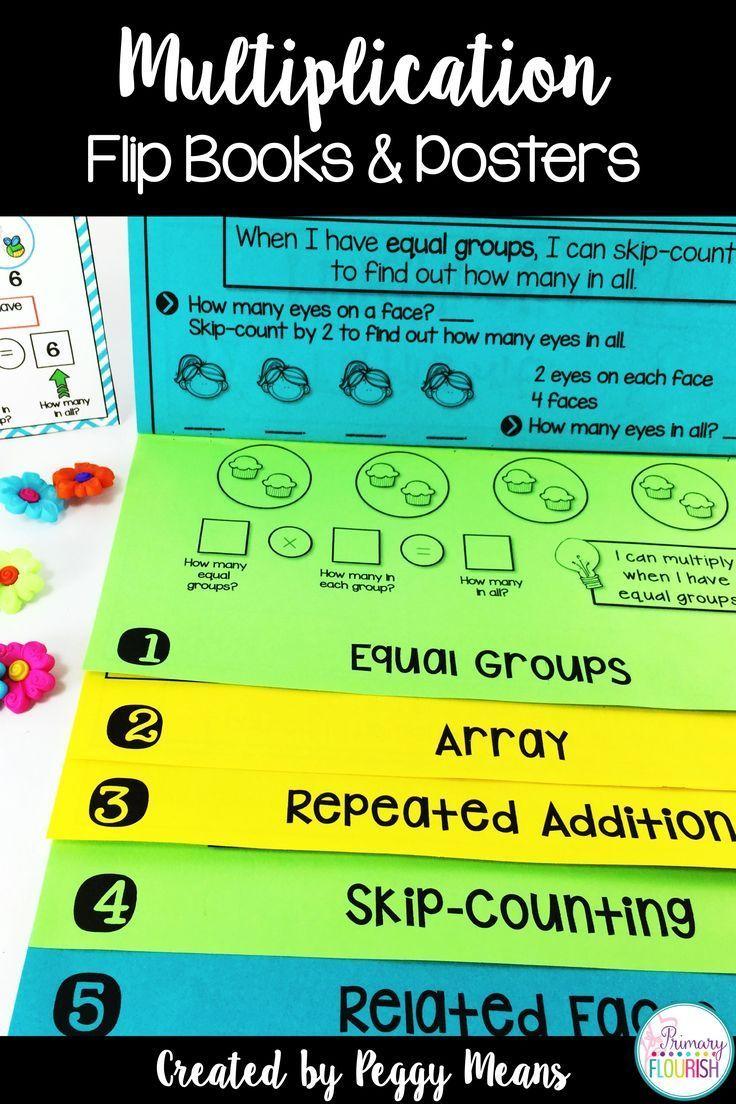 Multiplication strategies interactive flip books 2s 10s multiplication strategies interactive flip books 2s 10s gamestrikefo Gallery