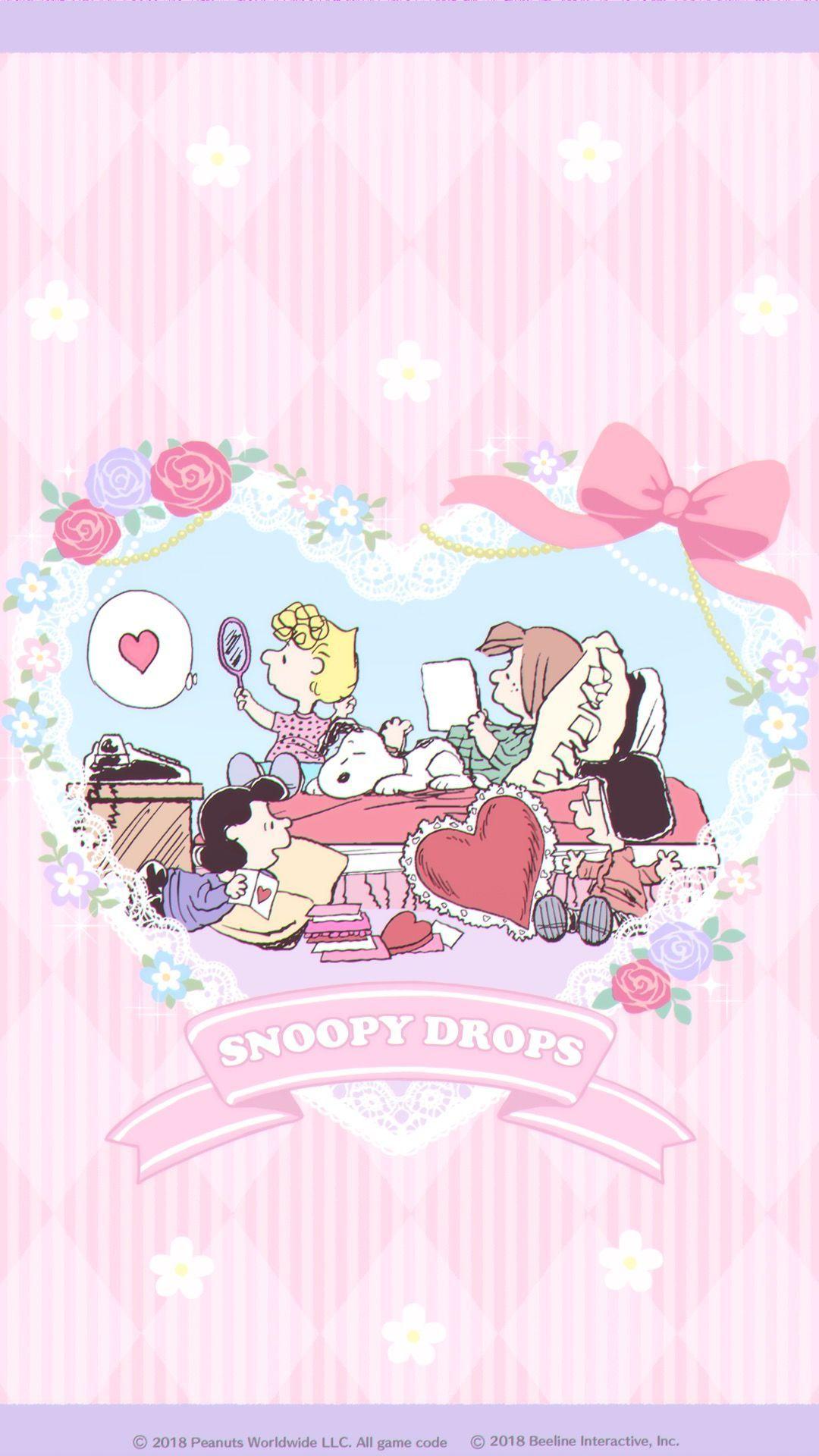 「Snoopy」おしゃれまとめの人気アイデア|Pinterest|Sally Davis スヌーピーの壁紙
