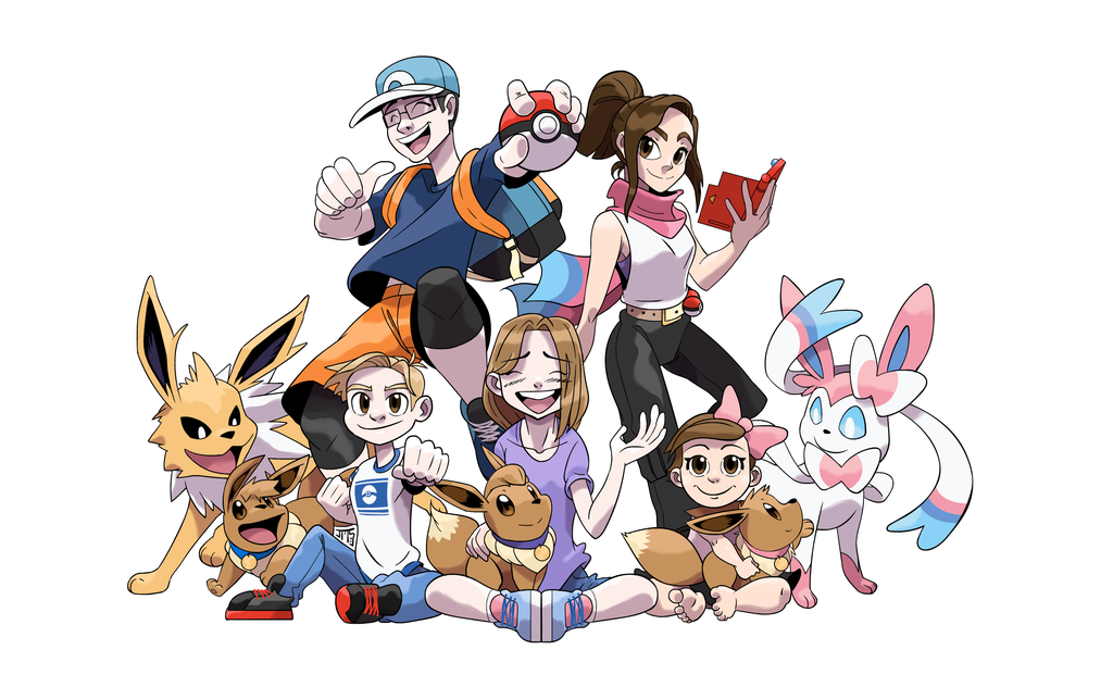 43++ Pokemon family ideas in 2021