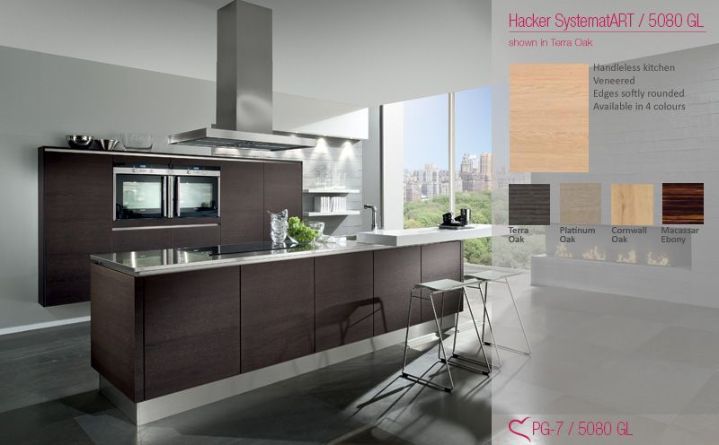 Cornish Küchen ~ Handleless kitchens by hacker brought to you by liebe kuchen