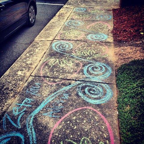 chalk ideas!