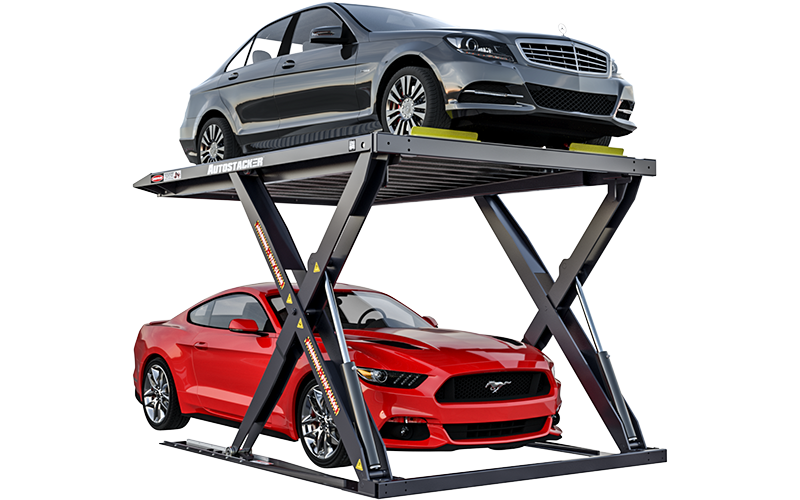 Autostacker Pl 6sr Parking Lift Car Lift Parking System Car