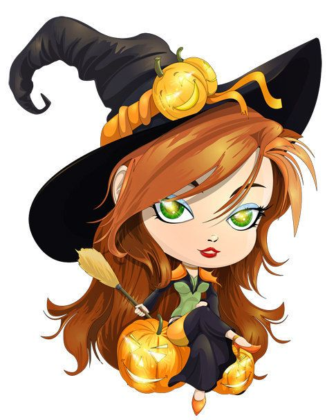 explore halloween clipart halloween ii and more good witch image cute - Cute Halloween Witches