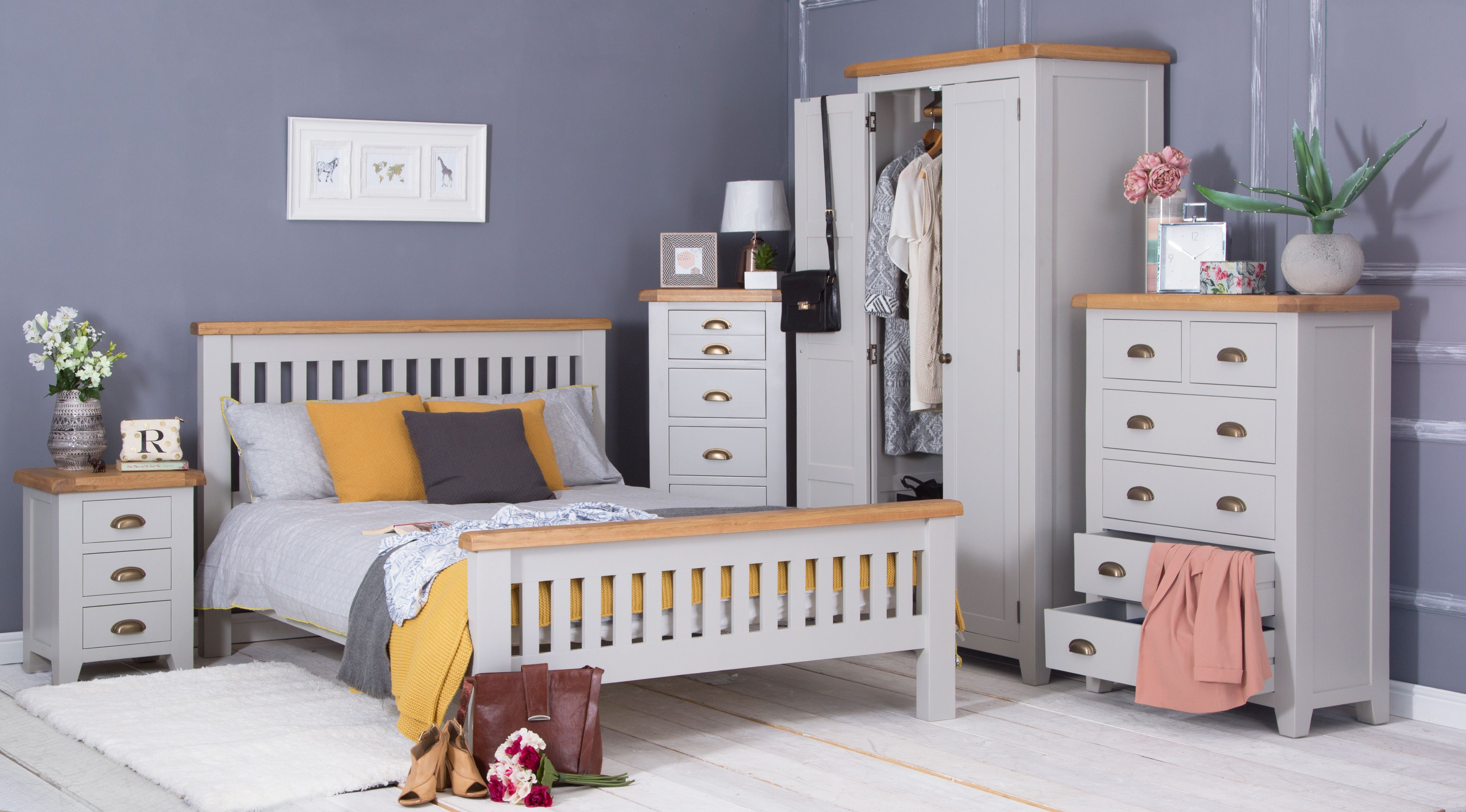 Chilternoakfurniture A Range That S Certain To Take The Furniture World By Storm This Year Hampshire Gre Grey Room Decor Bedroom Furniture Makeover Furniture