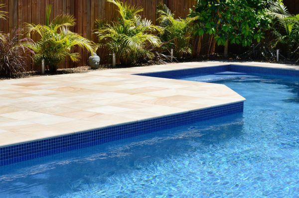 Image Of Captivating Waterline Tiles For Pools Sydney With