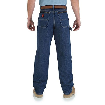 wrangler workhorse straight leg jeans lightweight work on cheap insulated coveralls for men id=35537
