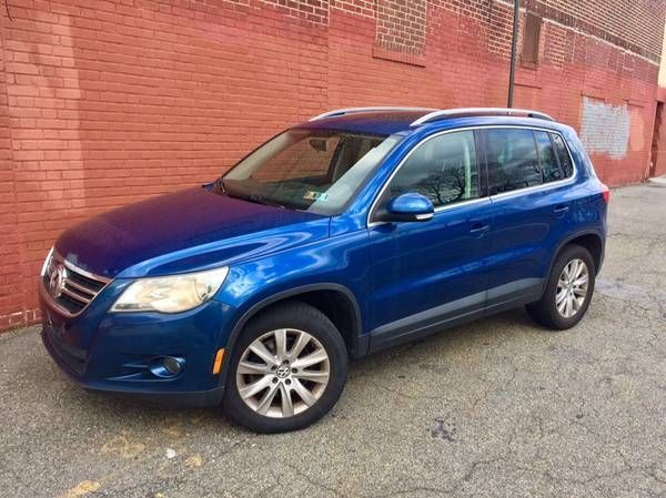 NY Deal 2009 VW Tiguan 4Motion (Middle Village Queens