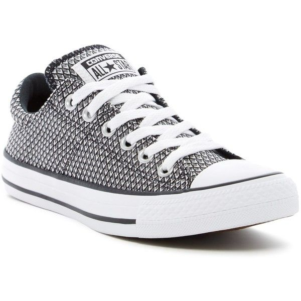 50d7cd89841d Converse Chuck Taylor All Star Madison Oxford Sneakers (Women) ( 40) ❤  liked on Polyvore featuring shoes