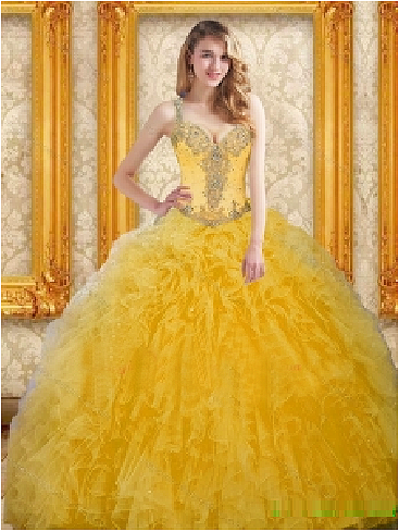 Quinceanera Dress Qssjqddt27002 2 In 2019 Beauty And The Beast