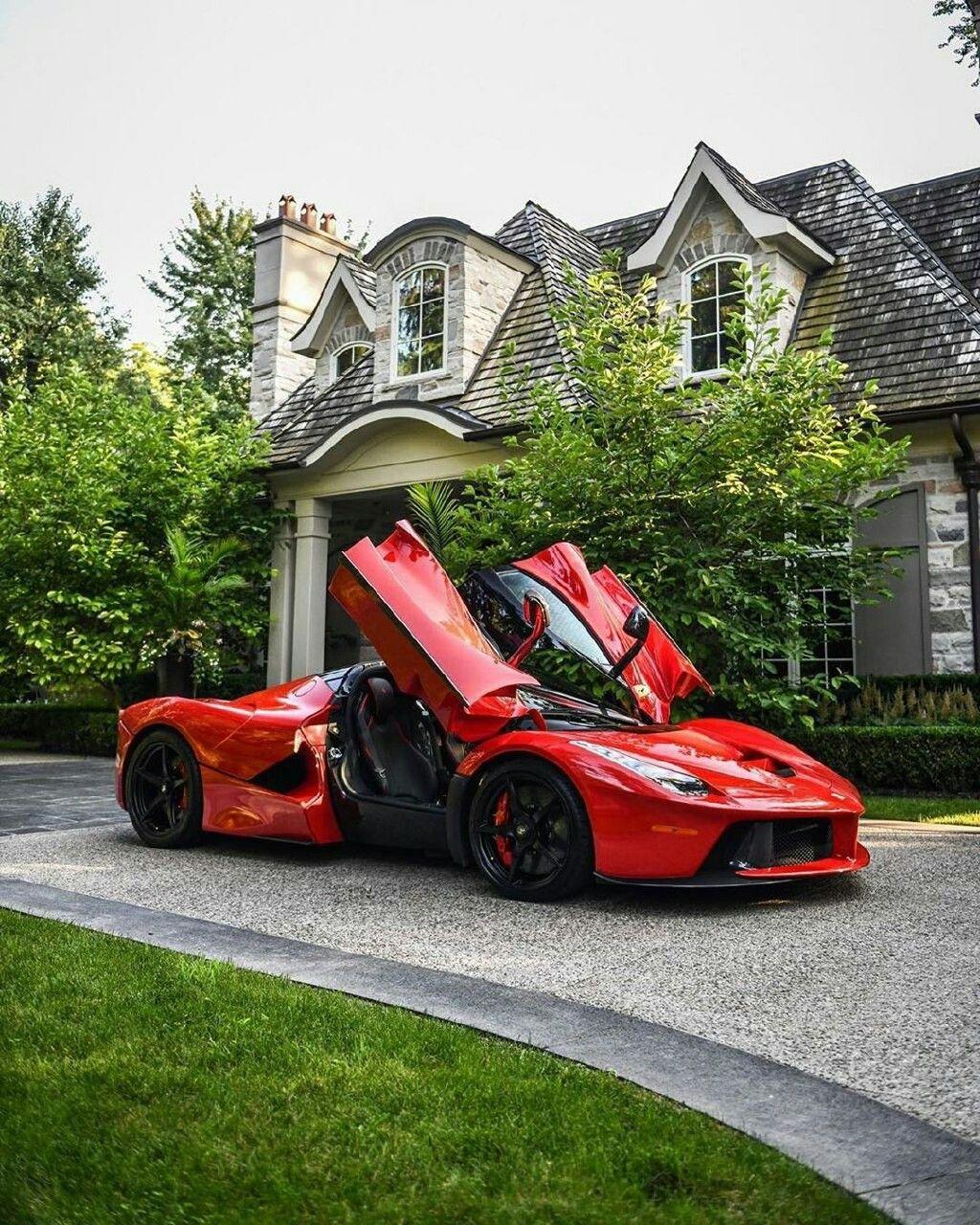 Luxury Lifestyle Car In 2020 Ferrari La Ferrari Super Cars