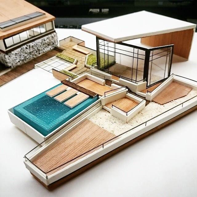 Maqueta ideas Pinterest Concept architecture and Architectural - Plan Maison Sweet Home 3d