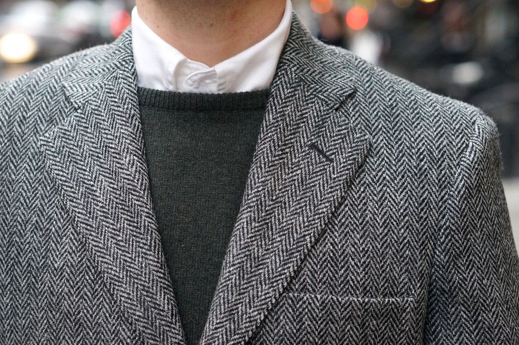 Harris Tweed Herringbone Mens Jacket Google Search