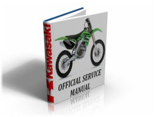 Kawasaki Kx250f Kx 250 F 2004 2005 2006 2007 Workshop Service Manual Repair Guide Download Repair Guide Manual Kawasaki