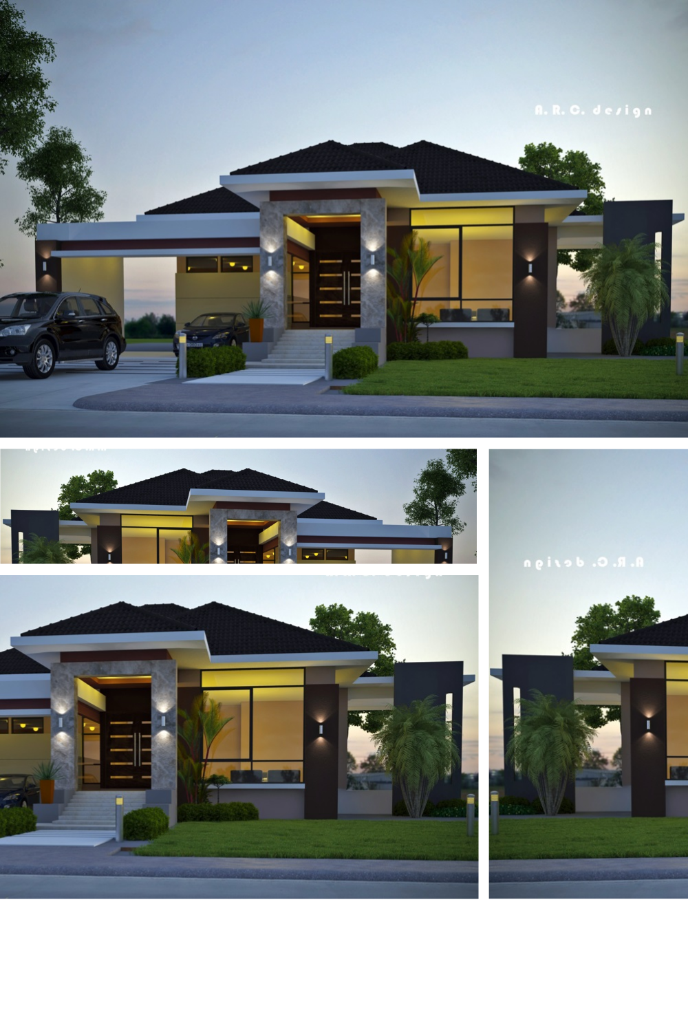 Custom Home Design Affordable House Design Modern Bungalow House Beautiful House Plans