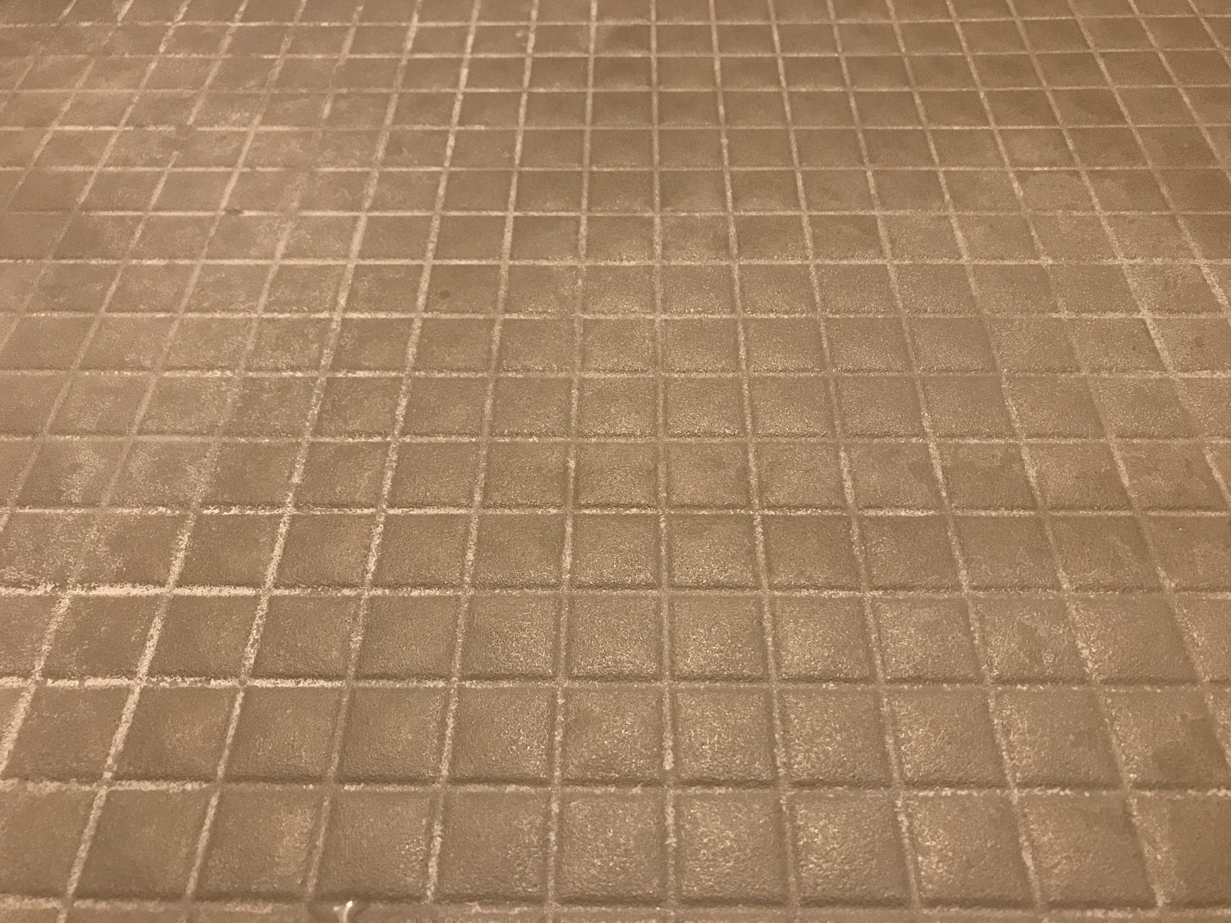 お風呂の床の黒ずみや白い汚れに効く洗剤見つけたーッ おすすめの掃除用ブラシも 2020 掃除 風呂 床 掃除 リクシル お風呂