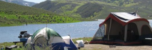 Camping at Stagecoach | Colorado Parks and Wildlife