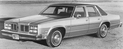 Oldsmobile Delta 88 1977