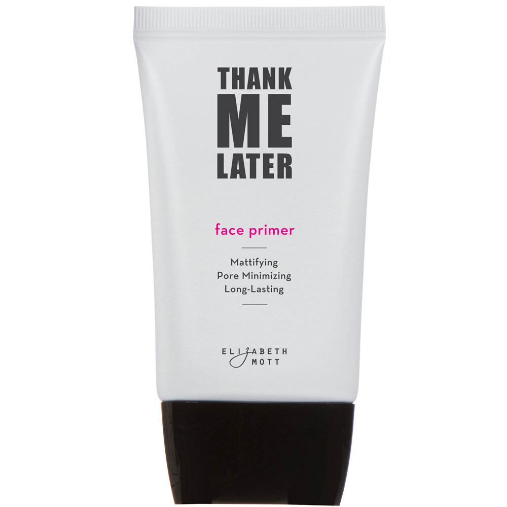 Thank Me Later Primer. Parabenfree and