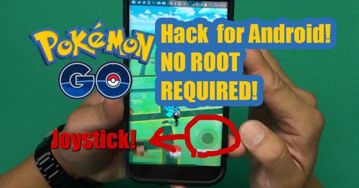 How To Play Pokemon Go Without Moving In Android No Root