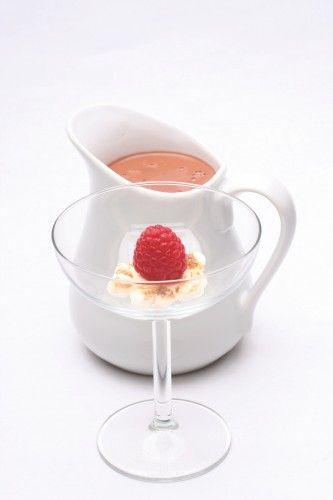 Raspberry Hot Chocolate