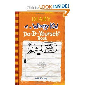 Diary of a wimpy kid do it yourself book weve had so much fun diary of a wimpy kid do it yourself book weve had solutioingenieria Image collections
