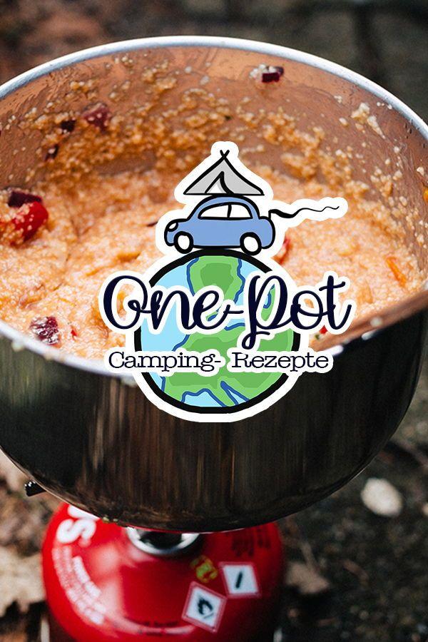 One Pot- Praktische Rezepte zum Camping Wie der Name schon verrät, werden die…