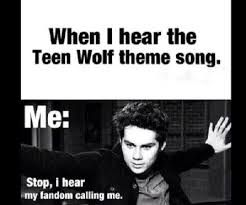 Image result for teen wolf? Teen wolf - fault in the stars
