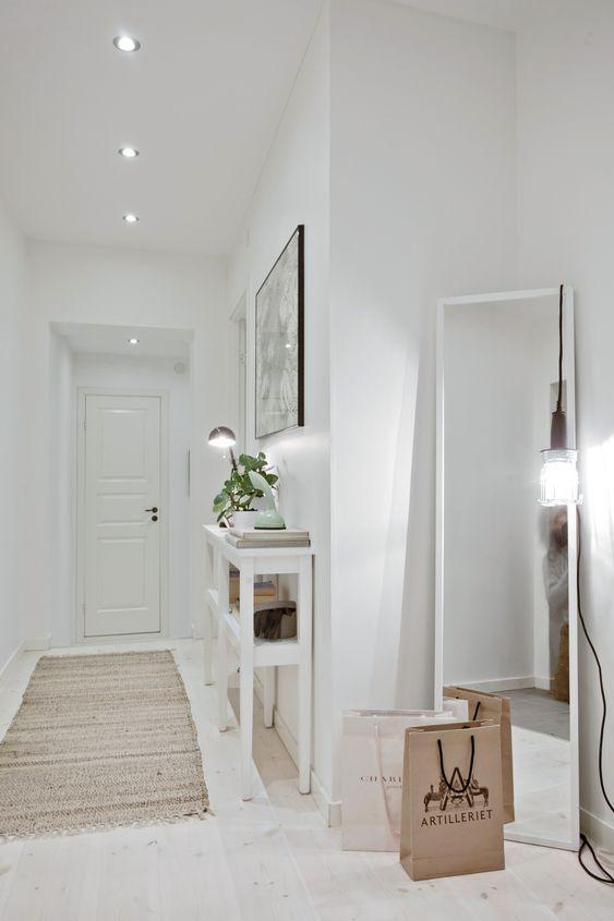 Lang Vloerkleed In De Hal Home Deco Thuisdecoratie Woonideeen