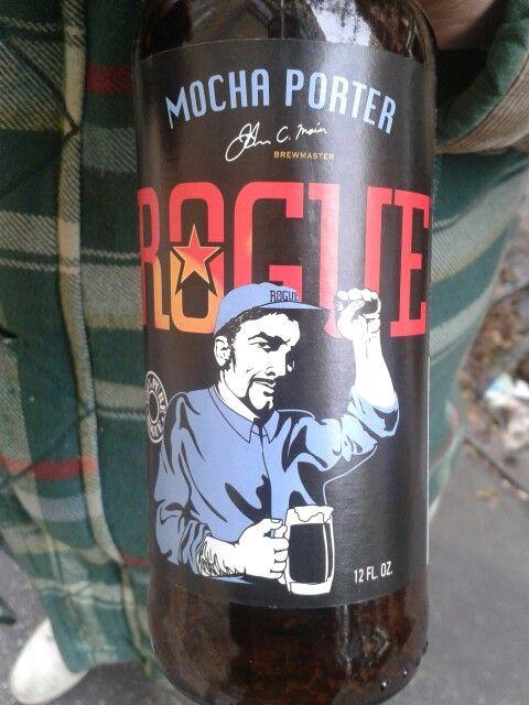 Mocha Porter, Rogue, porter, USA